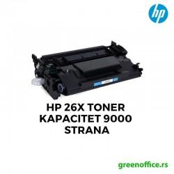 HP 26X kompatibilni toner