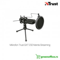 Mikrofon Trust GXT 232 Mantis Streaming