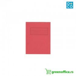 Kartonska fascikla sa preklopom O+CO u boji