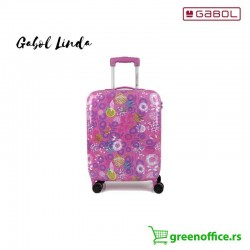 Dečiji kofer za putovanje Gabol Linda srednje veličine