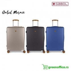 Putni Gabol kofer Mosaic srednjie veličine