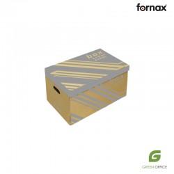 Fornax arhivska kutija za registratore sa poklopcem