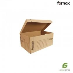 Arhivska kutija Fornax sa spojenim poklopcem
