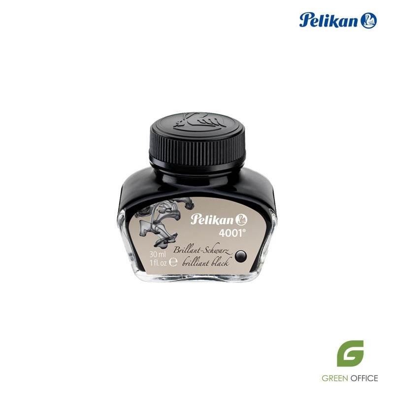 Crno mastilo za naliv pero Pelikan 4001 (301051) 30 ml