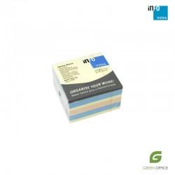 Samolepljivi Info notes pastelne miks boje 450 listova