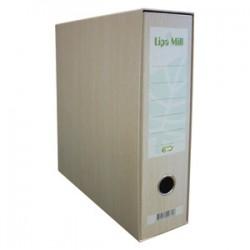 Registrator A4 široki u kutiji eko Lipa Mill natur